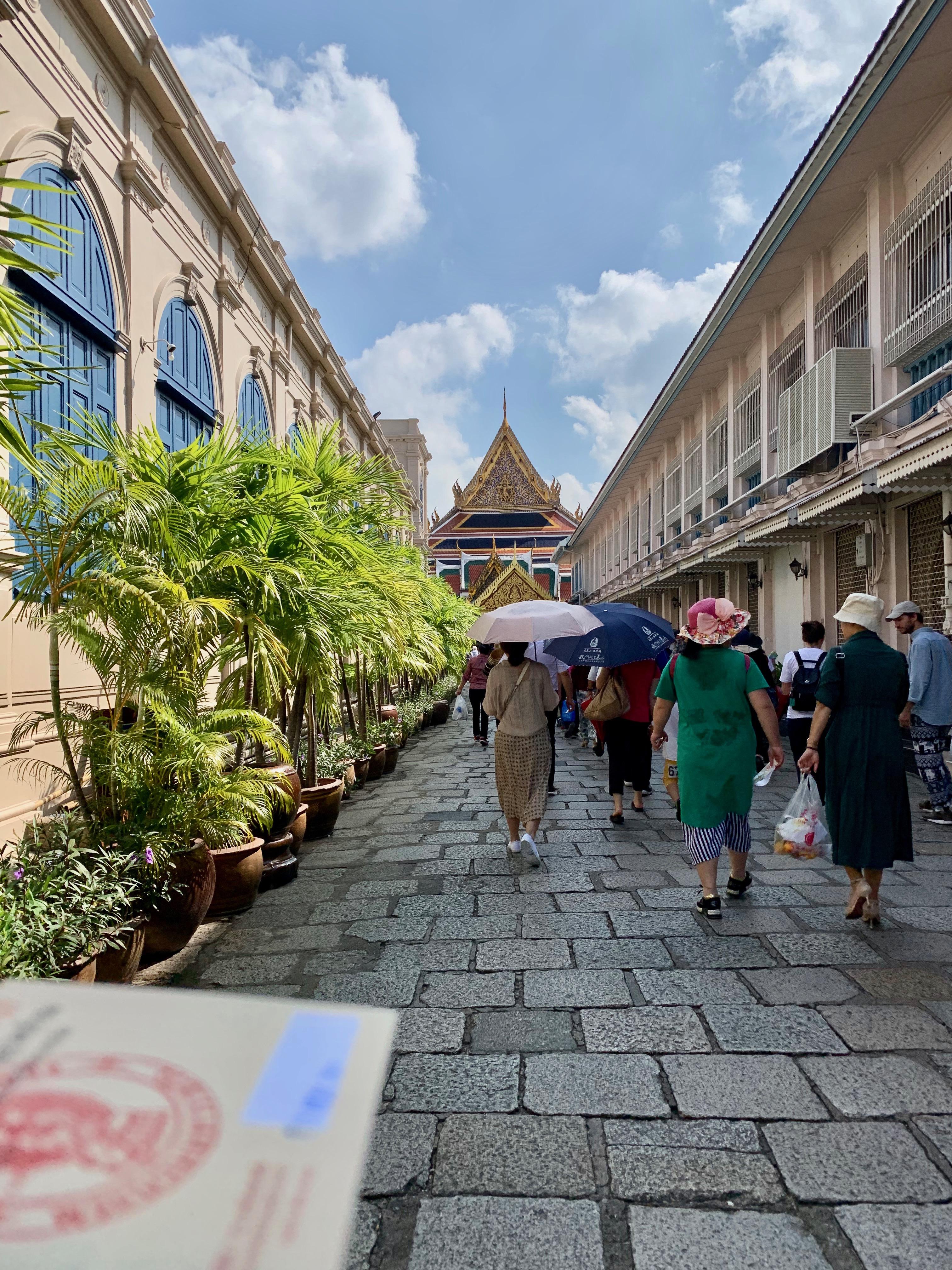 Three minds blog voyage bangkok wat phra