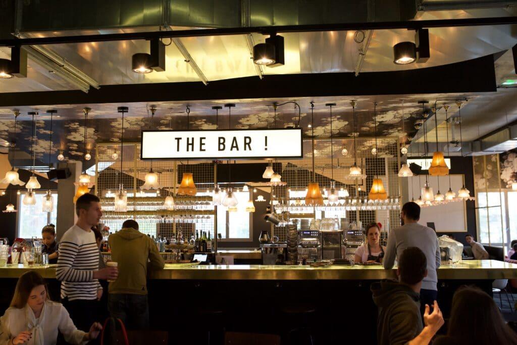 Whitefields café rennes Threeminds